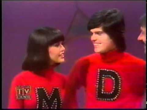"Sonny & Cher and Donny & Marie Osmond ""Silly Love Songs""  - Sonny & Cher TV Show  - 70s"