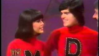 "Sonny & Cher and Donny & Marie Osmond ""Silly Love Songs""  - Sonny & Cher TV Show  - 70s"