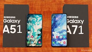 Samsung Galaxy A51  & Galaxy A Series