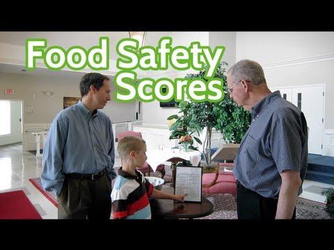 Restaurant Food Safety Scores
