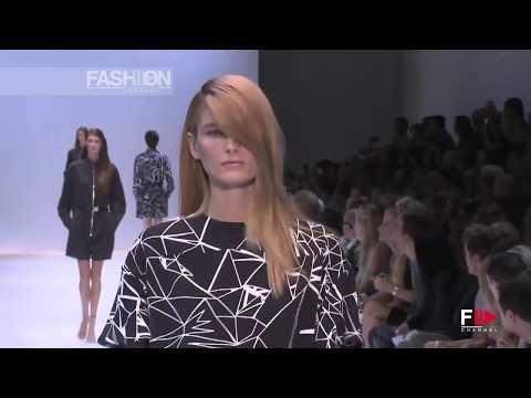 """""""GUY LAROCHE"""" Fashion Show Spring Summer 2014 Paris HD by Fashion Channel"""