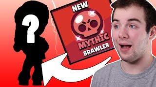 *nowy* MITYCZNY BOHATER!  - BRAWL STAR