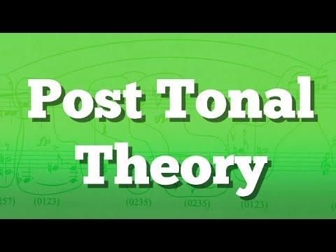 Introduction To PostTonal Theory  Schoenberg, Stravinsky, Berg