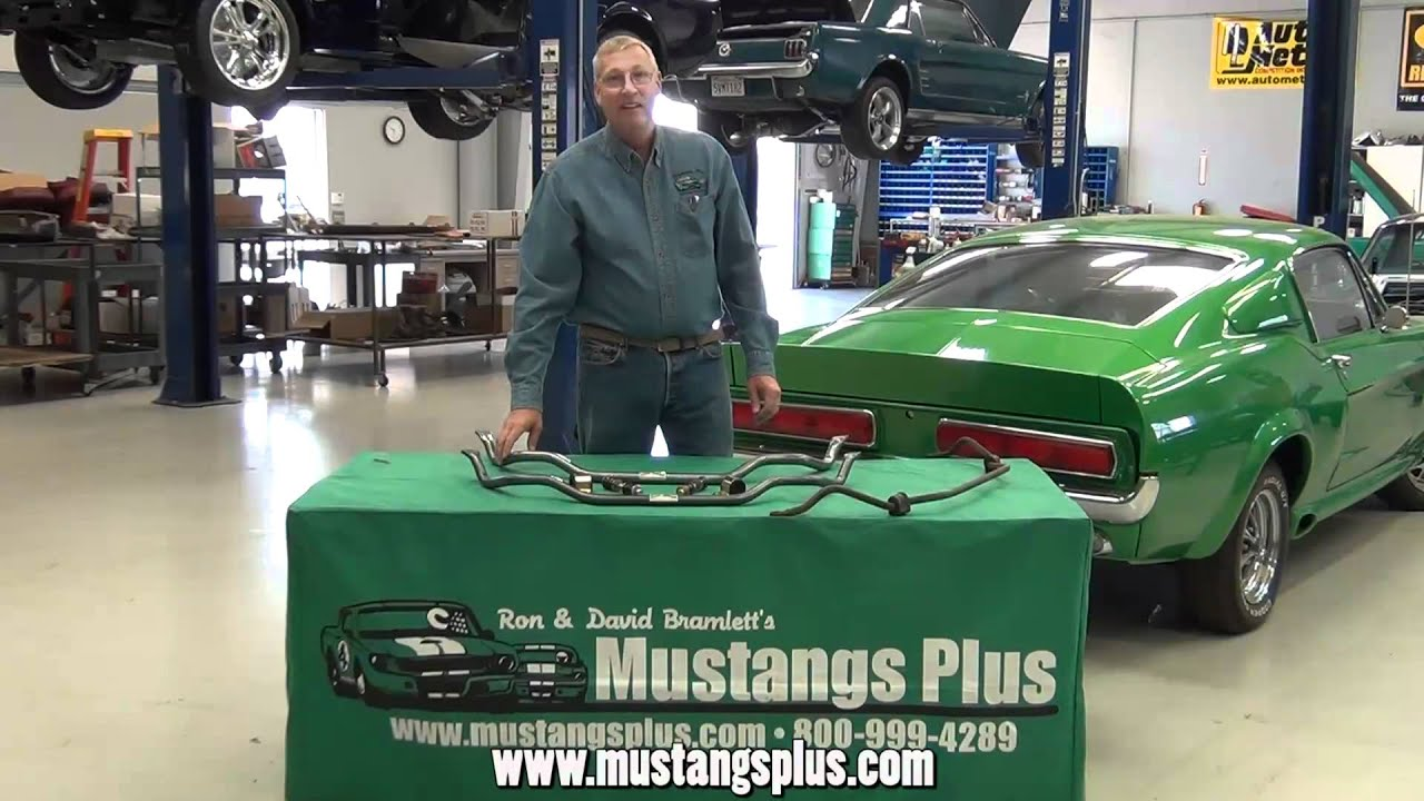 Mustangs plus talks about mustang sway bars