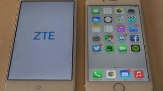 Test du ZTE Blade S6 : la copie de l'iPhone 6 ?