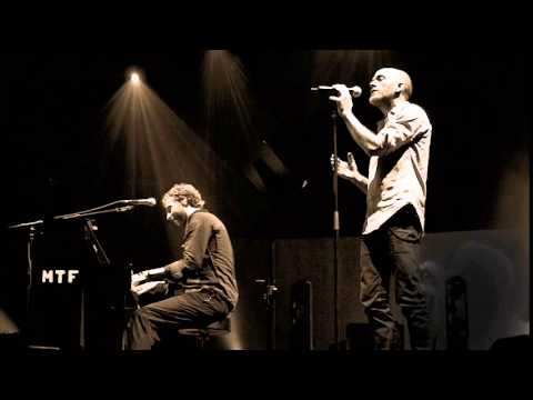 Coldplay with Michael Stipe  Nightswimming Live in Atlanta, 2005