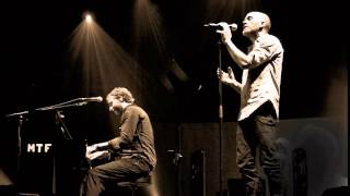 Coldplay with Michael Stipe - Nightswimming (Live in Atlanta, 2005)