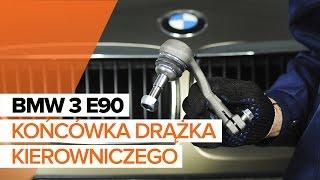Jak wymontować Końcówka drążka kierownicy BMW - przewodnik wideo