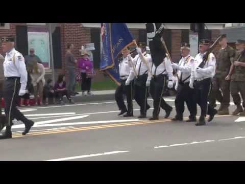 Northborough Applefest Parade 2014