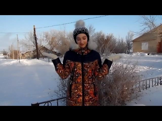 Изображение предпросмотра прочтения – ЕлизаветаКосычева читает произведение «Снежок» Н.А.Некрасова