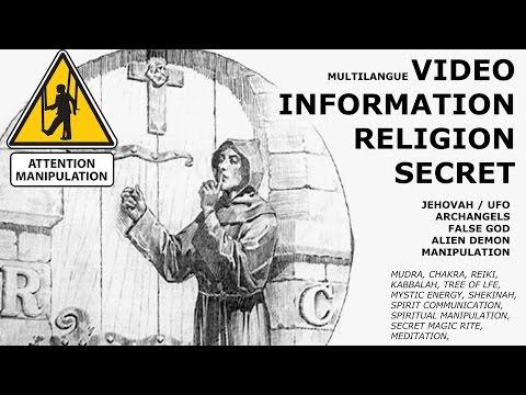 JW25 JEHOVAH Religion MANIPULATION Description CORRUPTION
