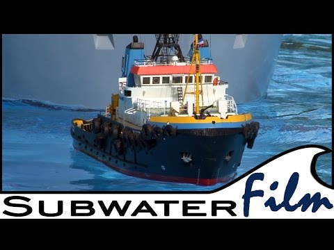 EMERGENCY | SMIT TUG towing and rescuing / Notfalleinsatz für die SMIT HUNTER!