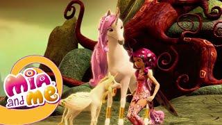 Мия и Я - 1 сезон 5&6 серия - Золотой сын   Мультики для детей про эльфов, единорогов