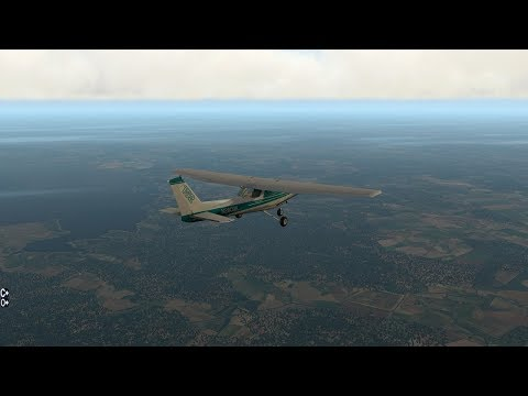 X-Plane 11! Estonia Cross Country! [EEKA-EETN]