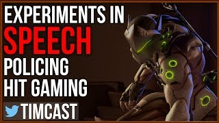Gamers Are Culture War Test Subjects, Speech Policing Escalates