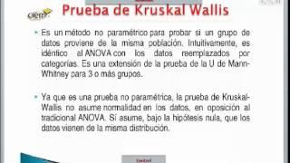 Introducción Kruskal Wallis