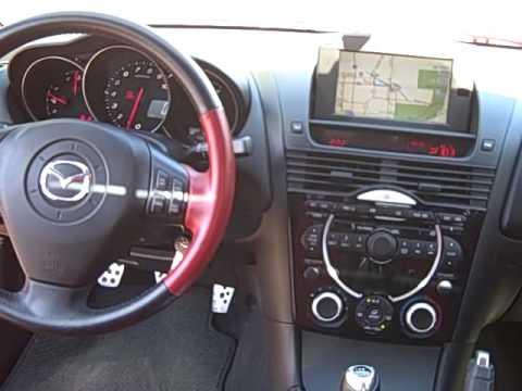 2004 mazda rx 8 metallic red manual transmission youtube rh youtube com 2006 Mazda RX-8 Specs 2006 Mazda RX-8 Specs