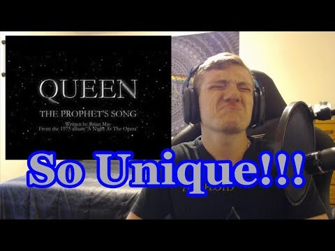 College Student's First Time Hearing The Prophets Song! Queen Reaction!
