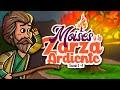 Moisés y la Zarza ardiente 🔥🌳   Mi Primera Biblia   21