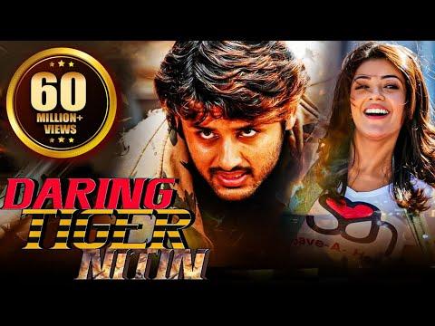 Daring Tiger Nitin (Aatadista) Full Hindi Dubbed Movie | Nitin movies hindi dubbed, Kajal Agarwal