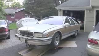 My new '95 Buick Roadmaster Wagon