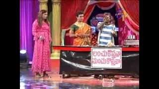 Jabardasth - Adhire Abhinay Performance on 28th November 2013
