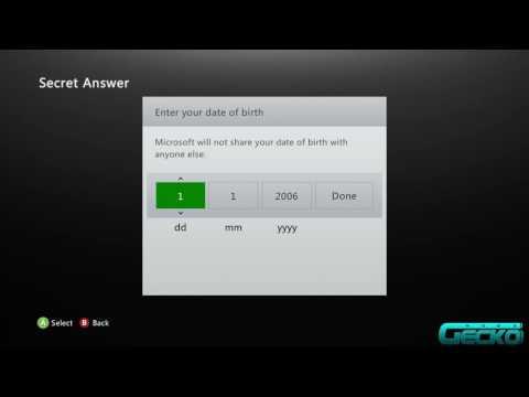 How To Fix Error 8015402B | Creating New Account - RGH / JTAG