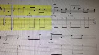 Take a Bow   Rihanna   Chordsriff   Tab Face Guitar by Alvaro Ferreira Pinto   Enjoy!