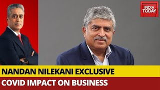 Nandan Nilekani Exclusive On Covid-19 Impact On Business, Self Reliant India, Boycott China & More