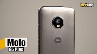 Moto G5 Plus — обзор смартфона