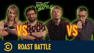 Roast Battle – Hennes Bender vs. Jacky Feldmann & Martin Niemeyer vs. Robert Alan