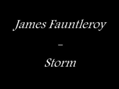 James Fauntleroy  Storm