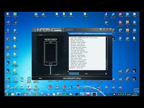 World's First TECNO WX3 Firmware Read Done by GPGINFERNO