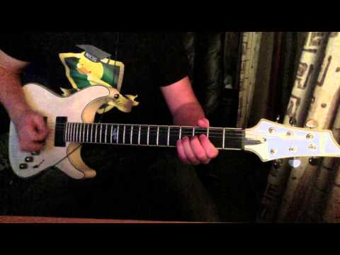 Green Day - Sex, Drugs & Violence (Guitar Cover HD 720p by KueffiMusic)