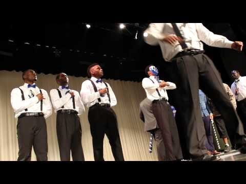 The Unattainable Beta Kappa Chapter of Phi Beta Sigma Fraternity Incorporated Probate Fall 2014