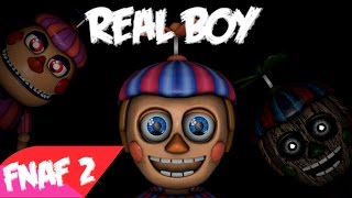 SFM 1k Subscribers Special Real Boy by Groundbreaking