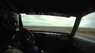 Datsun 510 vs. 240z at Willow Springs Raceway Part 1