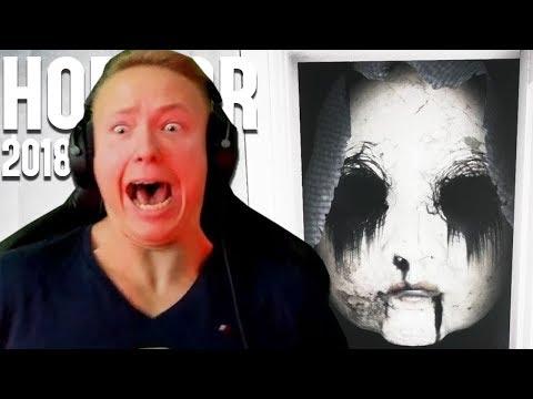 KRASSESTES HORROR GAME 2018 - DEKO WEINT! | VISAGE PSYCHO HORROR