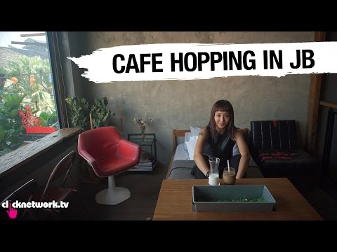 Cafe Hopping in Johor Bahru - Rozz Recommends: EP4