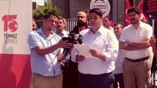CHP Milletvekili Mustafa Akaydın Hakkında Suç Duyurusu