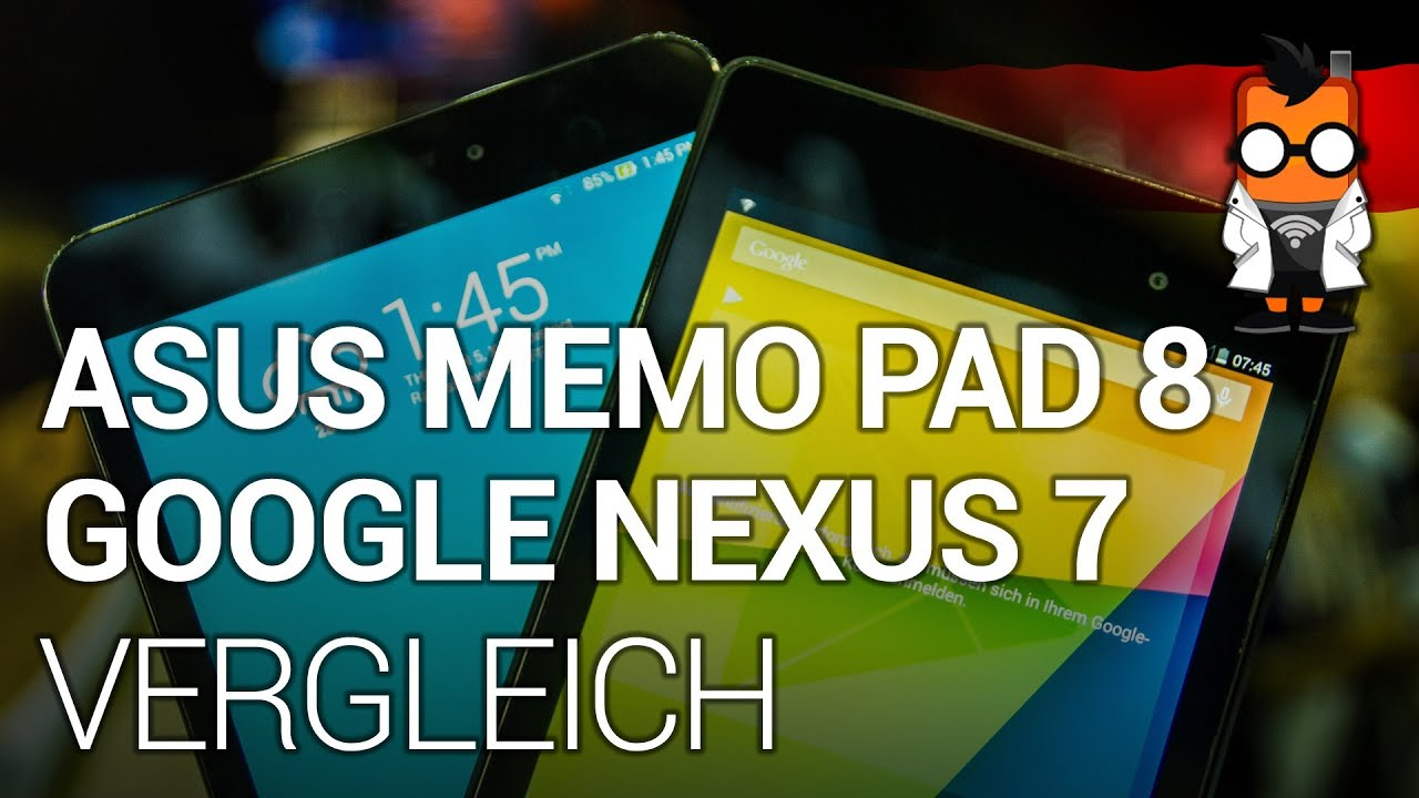 Asus Memo Pad 8 ME581CL Android Nougat Videos - Waoweo