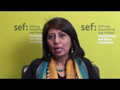 Professor Ummu Salma Bava: European crises seen from Asia