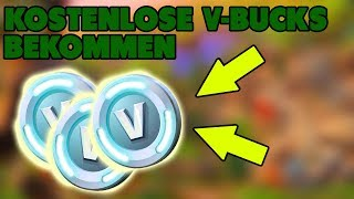 GRATUIT V-BUCKS IN FORTNITE BATTLE ROYALE... 😱 FAST MANY V-BUCKS!
