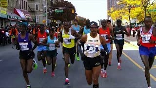 On the Run -- 2013 ING NYC Marathon Recap