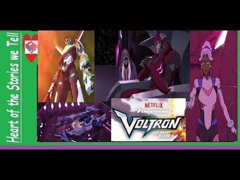 Download Review: Voltron Season 4 Episodes 5 & 6