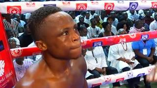 Video Isaac Dogboe knocks out Javier Chacon in round seven - Full fight download MP3, 3GP, MP4, WEBM, AVI, FLV Oktober 2017