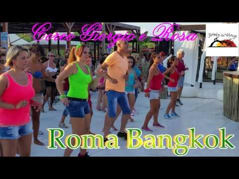 Baby K - Roma - Bangkok (Lyrics- TESTO) ft.Giusy Ferrer ...