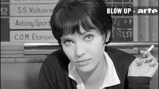Jean-Luc Godard en 9 minutes - Blow Up - ARTE