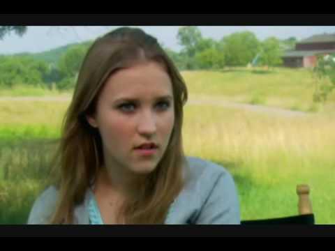 Hannah Montana The Movie Cast Interview Part 1