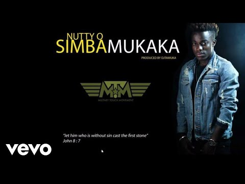 Nutty O - Simba-mukaka (Official Audio)